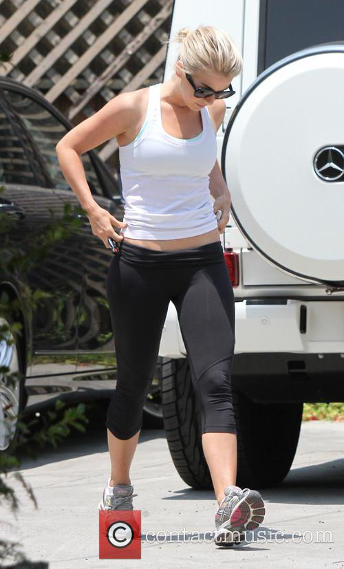 Julianne Hough 30