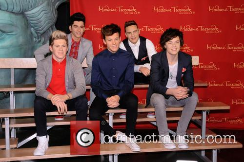 Niall Horan, Louis Tomlinson, Harry Styles, Zayn Malik and Liam Payne 4