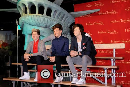Niall Horan, Louis Tomlinson, Harry Styles, Zayn Malik and Liam Payne 7
