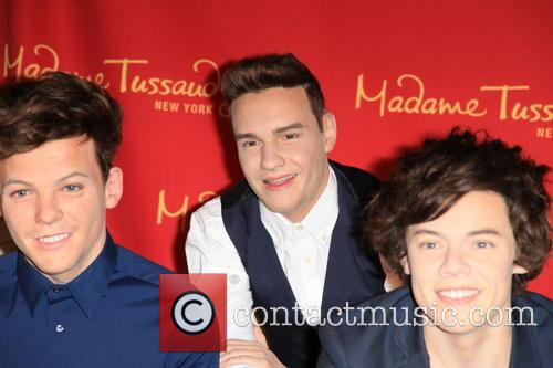 Louis Tomlinson, Harry Styles and Liam Payne 3