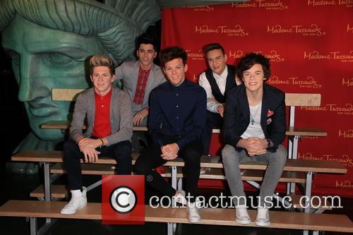 Niall Horan, Louis Tomlinson, Harry Styles, Zayn Malik and Liam Payne 11