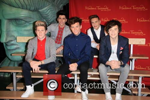 Niall Horan, Louis Tomlinson, Harry Styles, Zayn Malik and Liam Payne 12