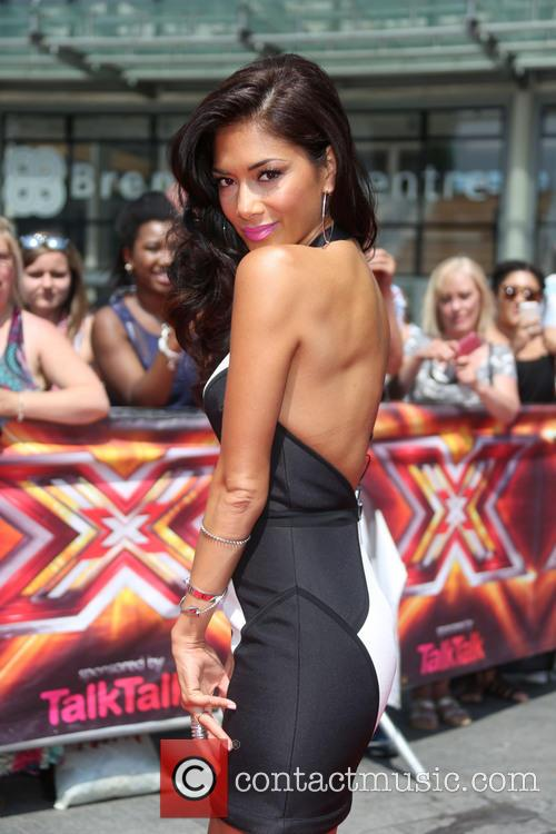 nicole scherzinger the x factor london auditions 3768950