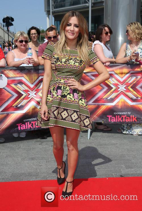 caroline flack the x factor london auditions 3769052
