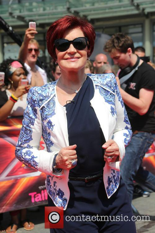 sharon osbourne the x factor london auditions 3769041