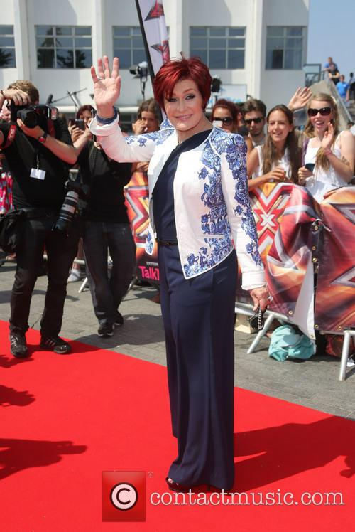 sharon osbourne the x factor london auditions 3769056