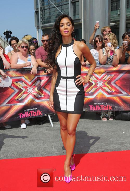 nicole scherzinger the x factor london auditions 3769001