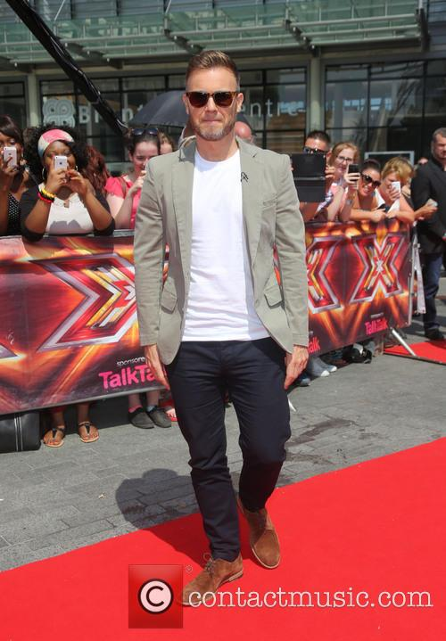 gary barlow the x factor london auditions 3768946