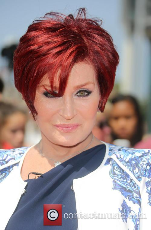 sharon osbourne the x factor london auditions 3768983