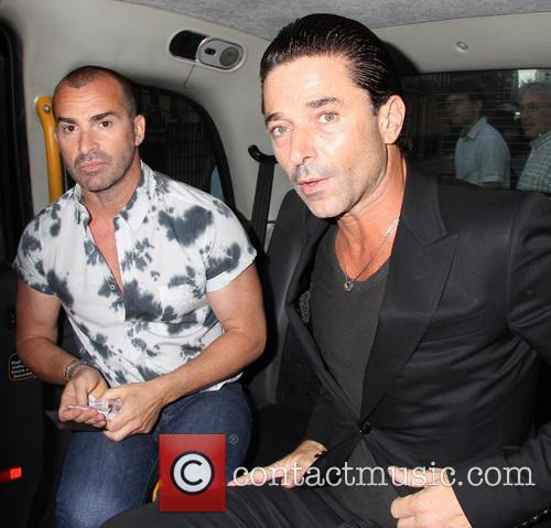 Louie Spence and Jake Canuso 7