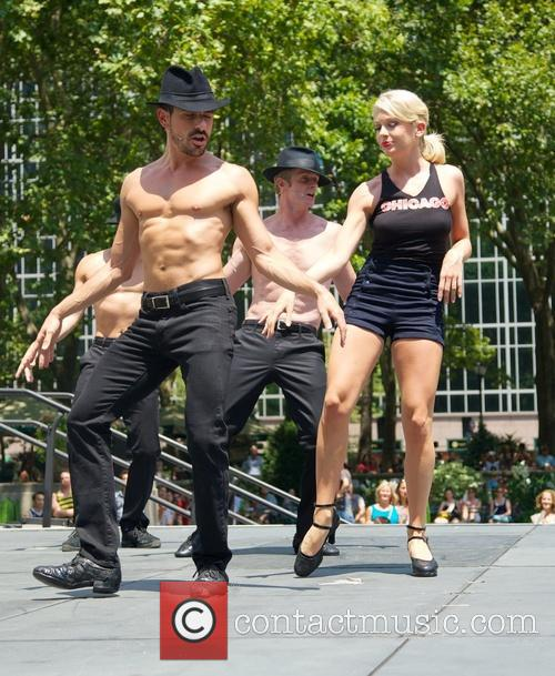 Chicago Cast, Bryant Park