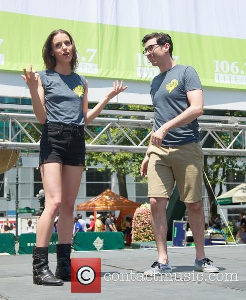 Katherine Cozumel, Max Crumm, Bryant Park