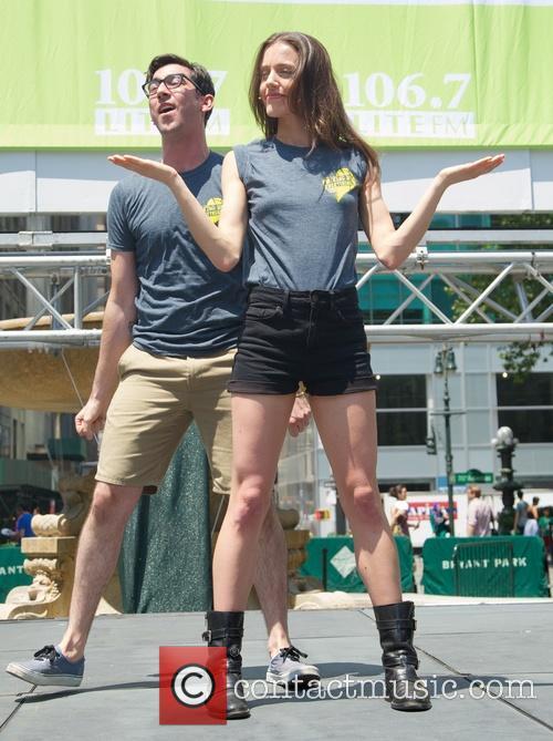 Max Crumm and Katherine Cozumel 2