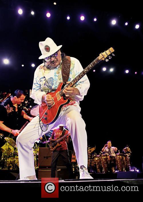Carlos Santana 14