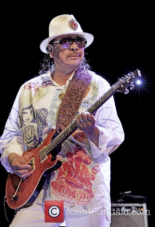 Carlos Santana 16