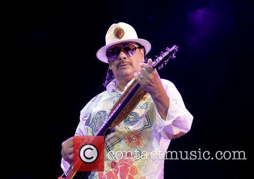 Carlos Santana 18
