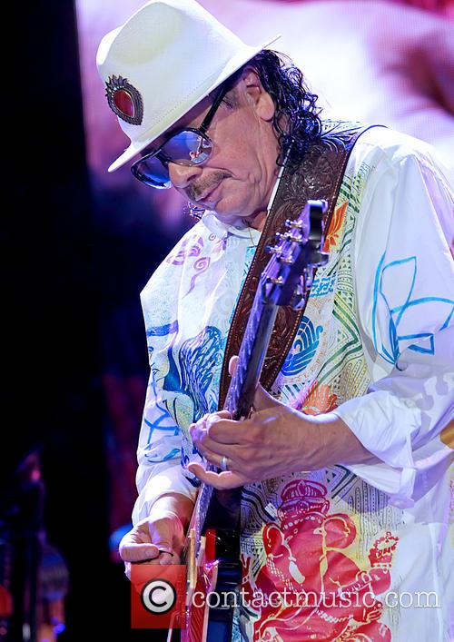 Carlos Santana 19