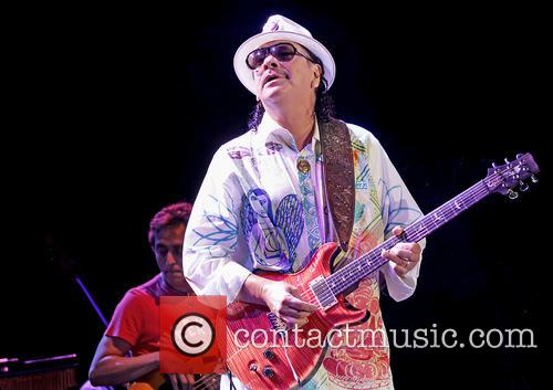 Carlos Santana 21