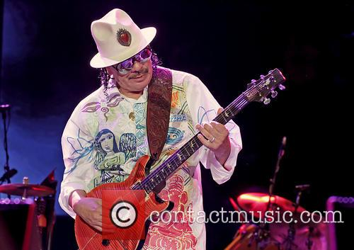Carlos Santana 24