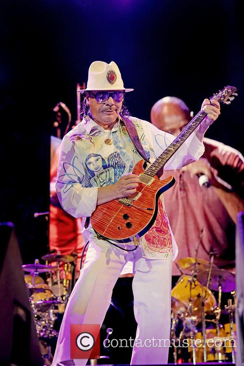 Carlos Santana 26