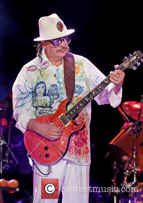 Carlos Santana 27