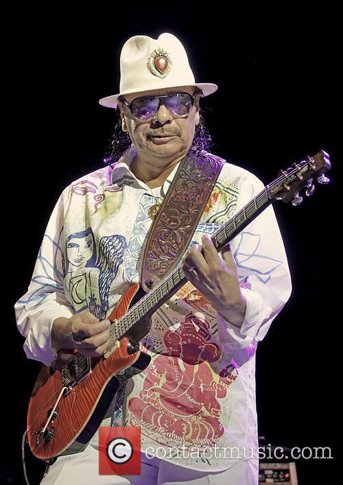 Carlos Santana 29
