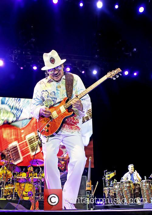 Carlos Santana 30