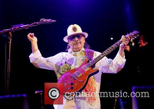 Carlos Santana 32