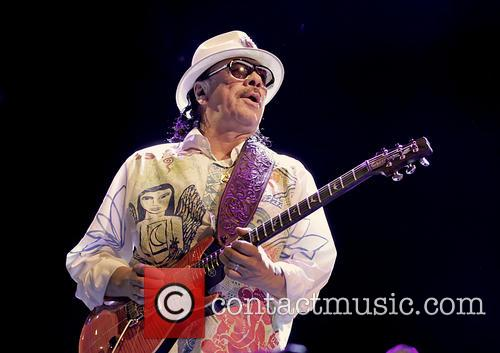Carlos Santana 34