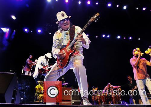 Carlos Santana 35
