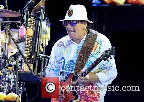 Carlos Santana 36