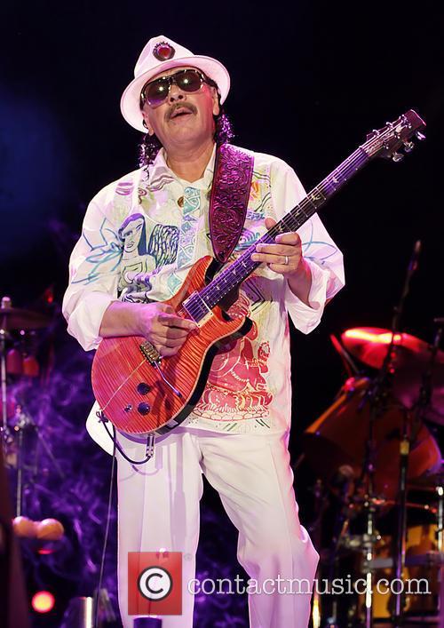 Carlos Santana 37