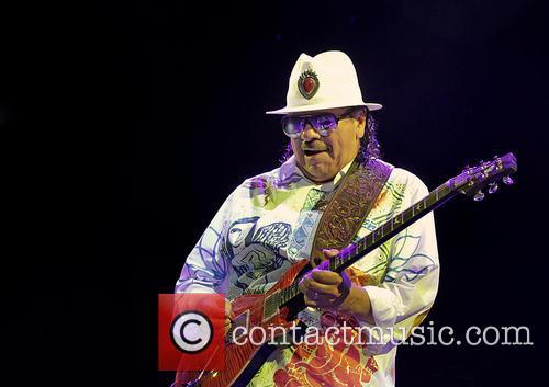 Carlos Santana 38