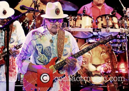 Carlos Santana 39