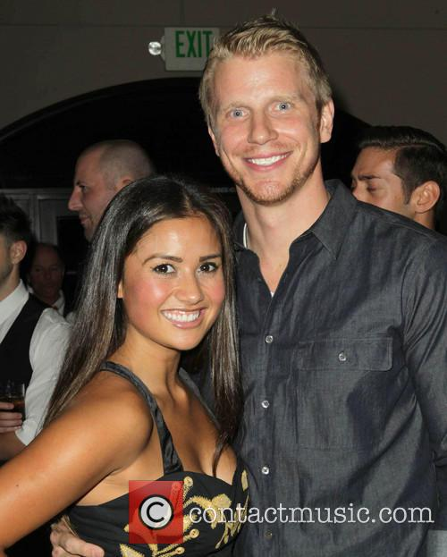 Catherine Giudici and Sean Lowe 2
