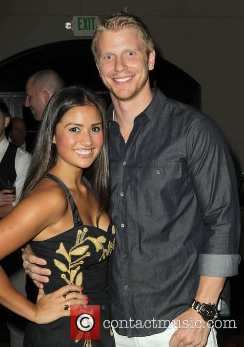 Catherine Giudici and Sean Lowe 3