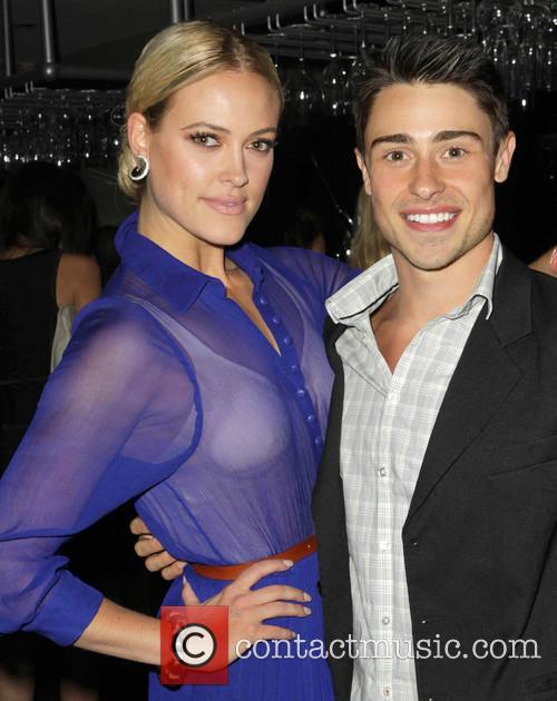 Peta Murgatroyd and Paris Dylan 9