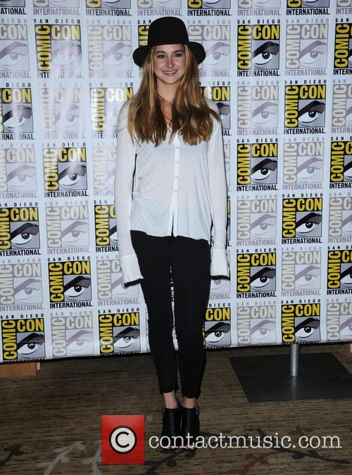 shailene woodley comic con international 2013 3770464