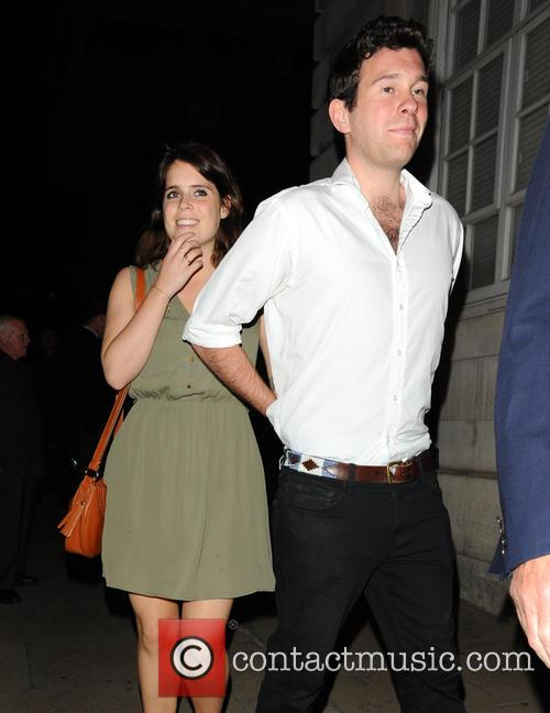 Princess Eugenie and Jack Brooksbank 2