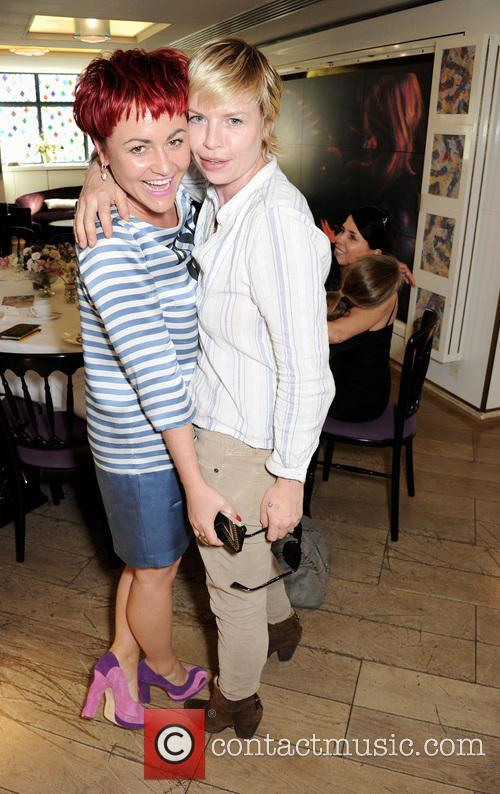 Jaime Winstone and Flora Starkey 3