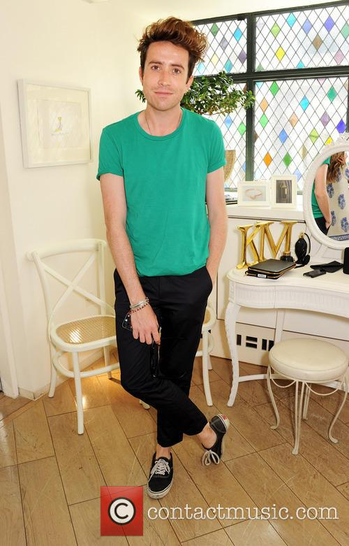 Nick Grimshaw, The Club at The Ivy