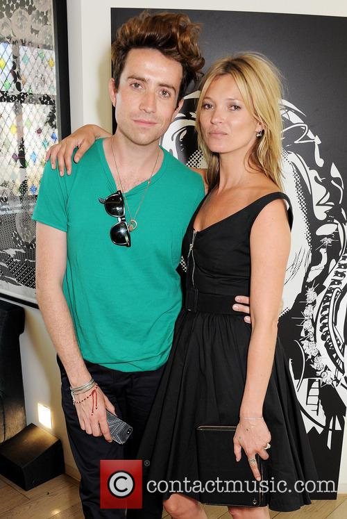 Nick Grimshaw and Kate Moss 4
