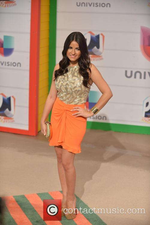 Premios Juventud 2013 - Arrivals