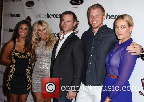 Catherine Giudici, Chelsie Hightower, Jake Pavelka, Sean Lowe and Peta Murgatroyd