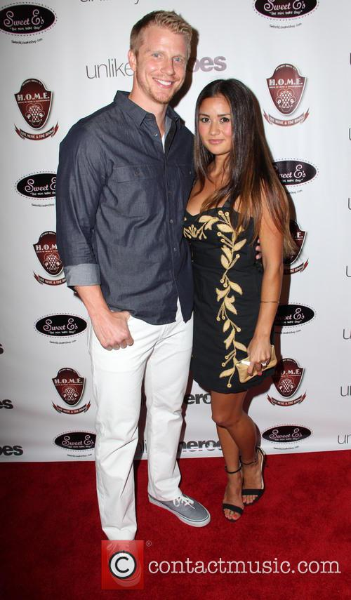 Catherine Giudici and Sean Lowe 4