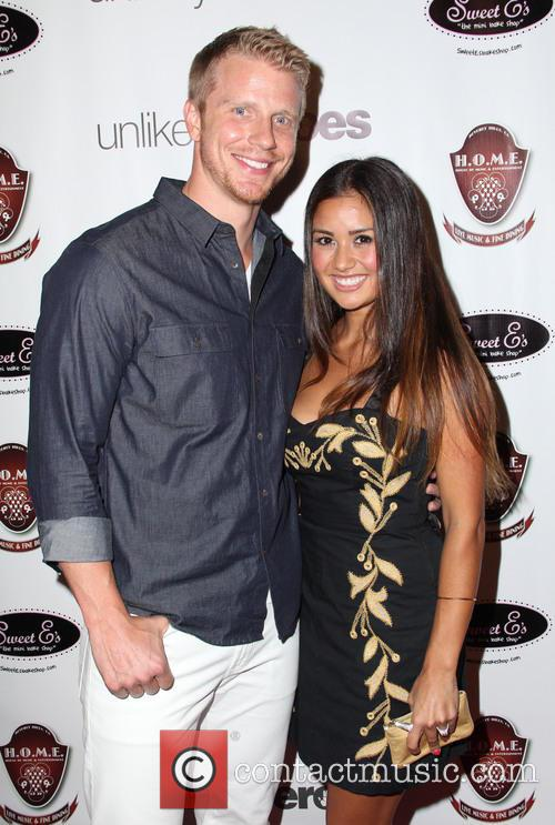 Catherine Giudici and Sean Lowe 6