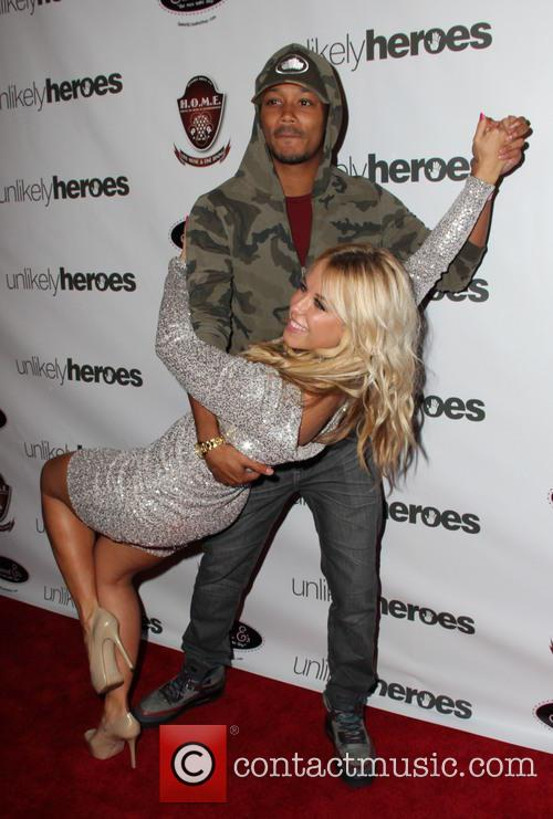 Chelsie Hightower and Romeo Miller 1