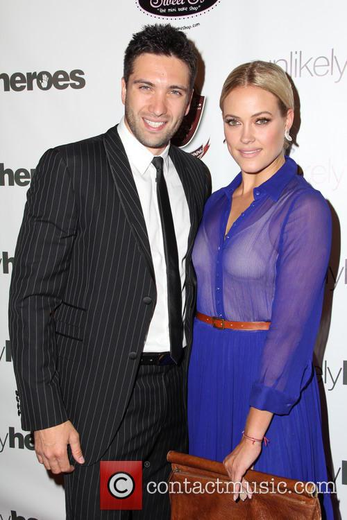 Dmitry Chaplin and Peta Murgatroyd 1
