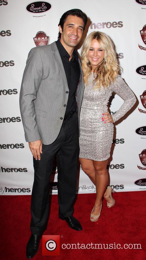 Gilles Marini and Chelsie Hightower 2