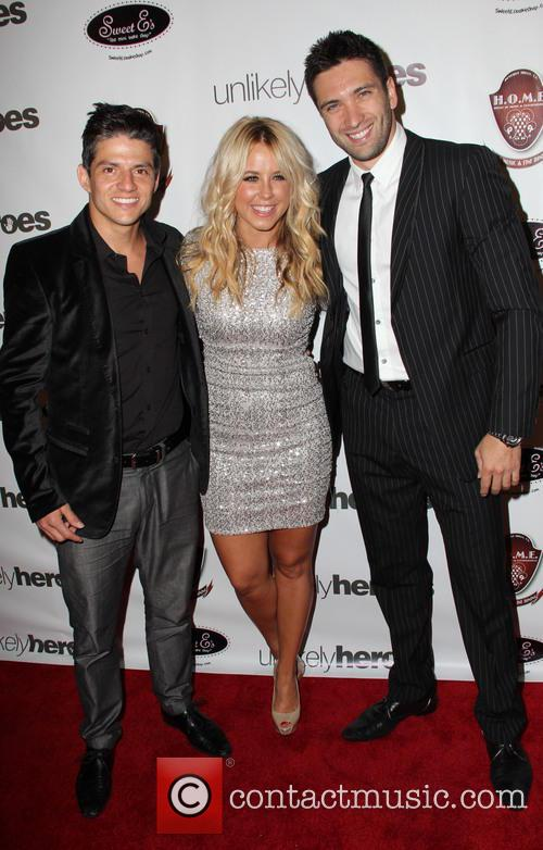 Legacy Perez, Dmitry Chaplin and Chelsie Hightower 3